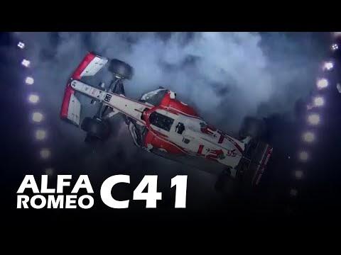 Analiza Alfa Romeo C41