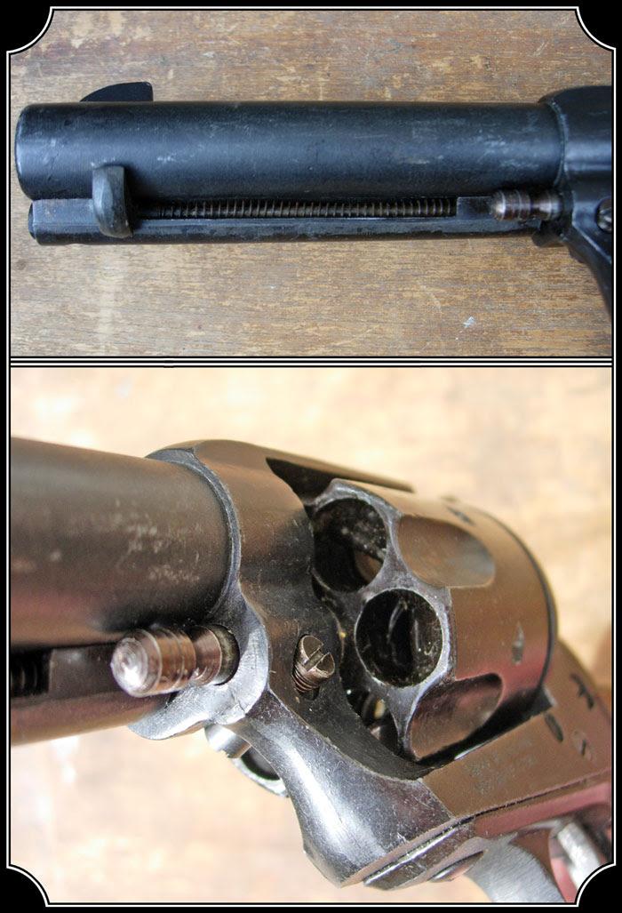 z Sold ~ Movie prop blank gun