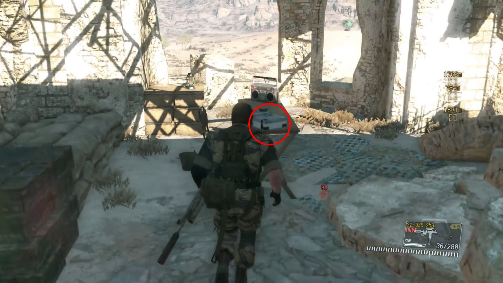 Blueprint Locations Mgsv The Phantom Pain