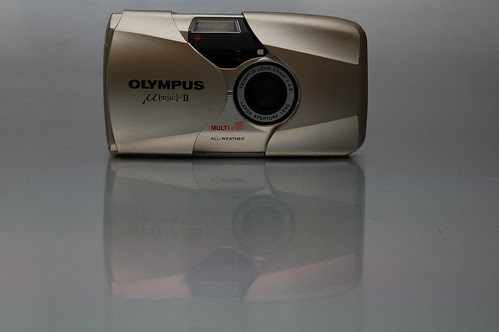 Olympus µ [mju]-II