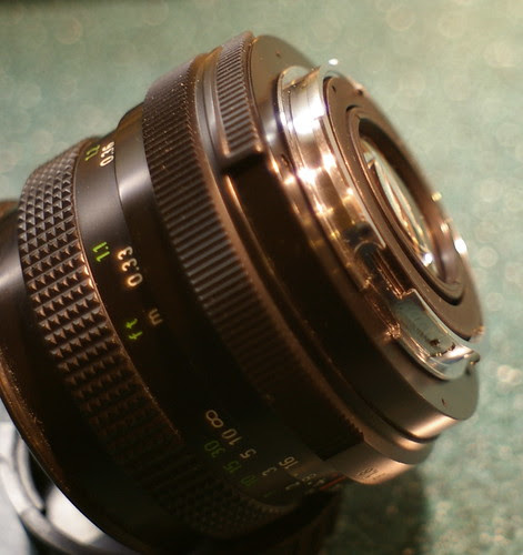 M42 converted to K mount
