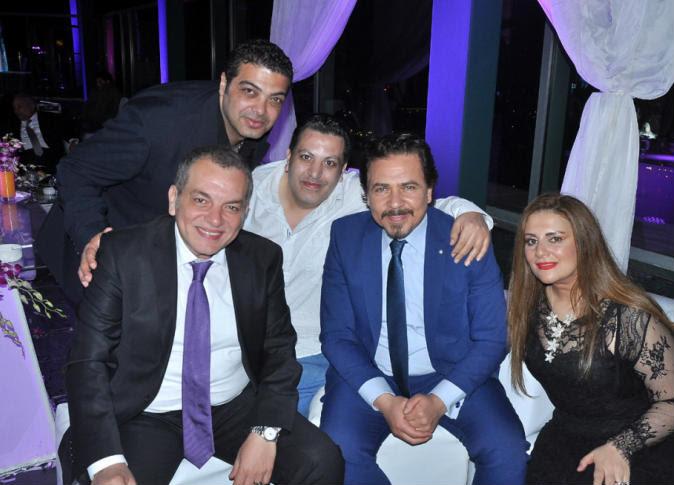 صور من حفل زواج الفنانة التونسية سناء يوسف بالمنتج المصرى عمرو مكين