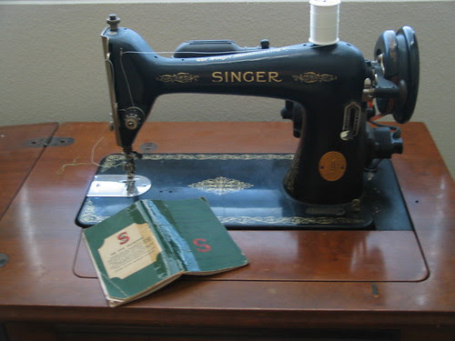 Cotty's Sewing Machine