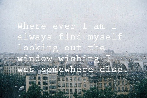 Looking Out The Window Quote Quote Number 682088 Picture Quotes
