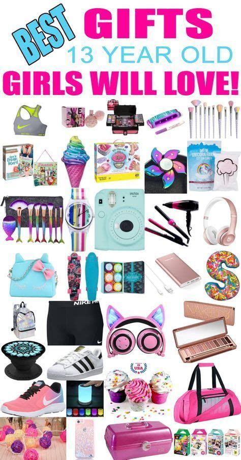 Best Gifts For 13 Year Old Girls   Birthday party ideas