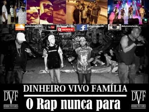 D.V.F - O Rap nunca para (Áudio Oficial)