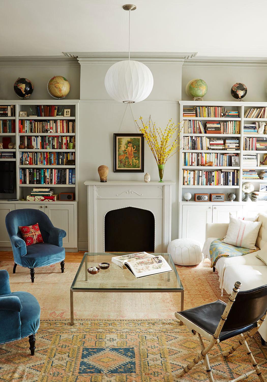 25 Eclectic Living Room Design Ideas - Decoration Love