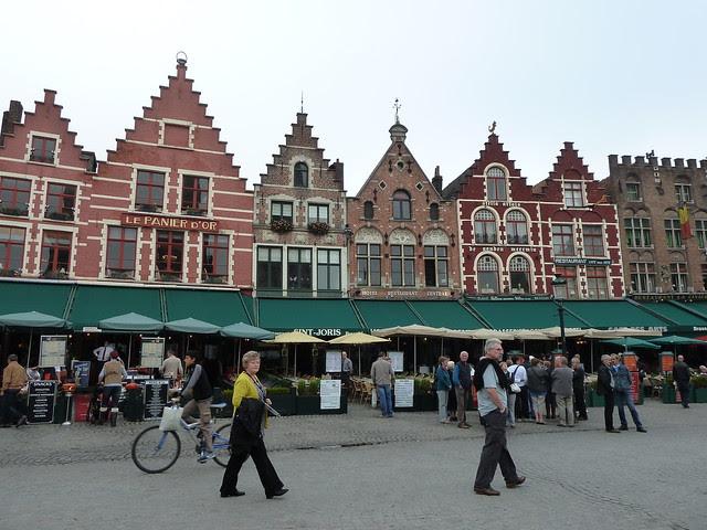 detall de les cases a markt