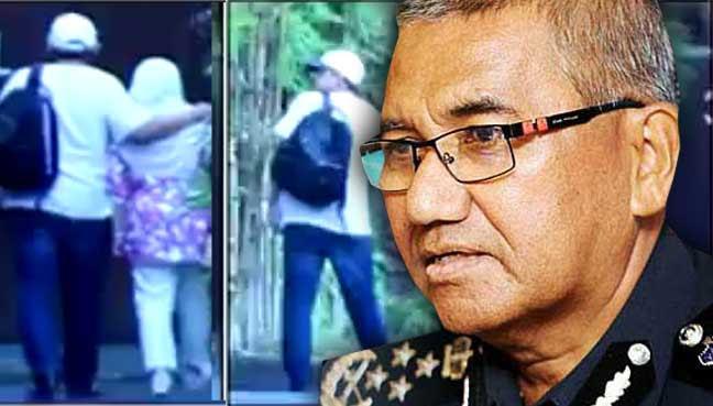 Image result for Foto skandal ketua pengarah SPRM