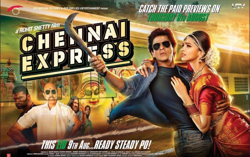 مشاهدة فيلم chennai express 2013 مترجم
