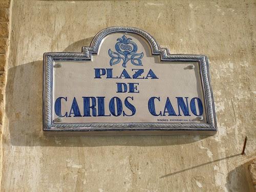 Plaza de Carlos Cano