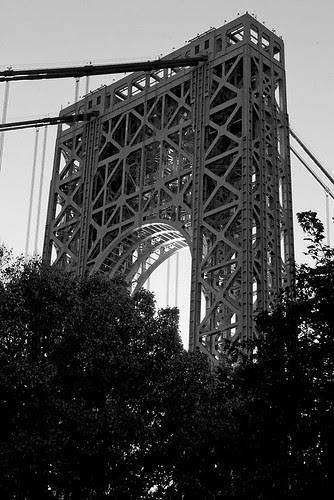 Bridge Tower, Evening Light