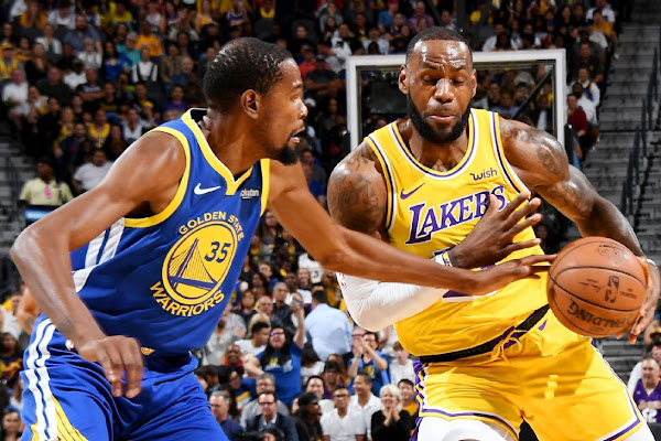 fa917a66626 Kevin Durant not sure Lakers can find star to pair with LeBron