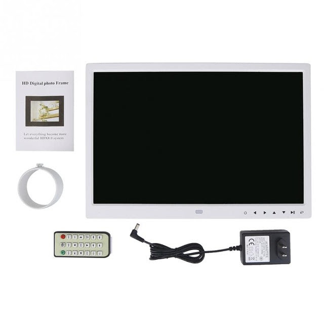 15 Inch Hd Touch Screen Digital Photo Frame Mp3 Mp4 Photo Frame