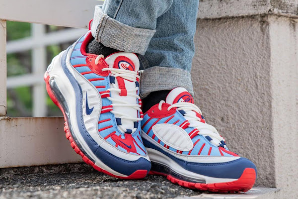 c5b8229819 This Nike Air Max 98 Is Perfect For The Upcoming Summer Holidays