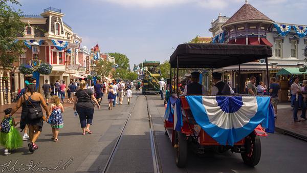 Disneyland Resort, Disneyland, Disneyland60, Main Street U.S.A.