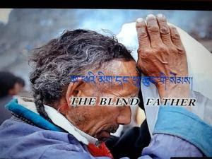 my blind father