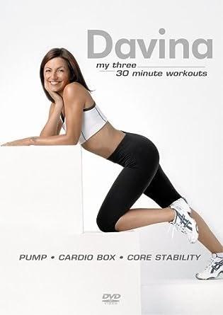 Davina 30 Minute Workout Results Workoutwalls