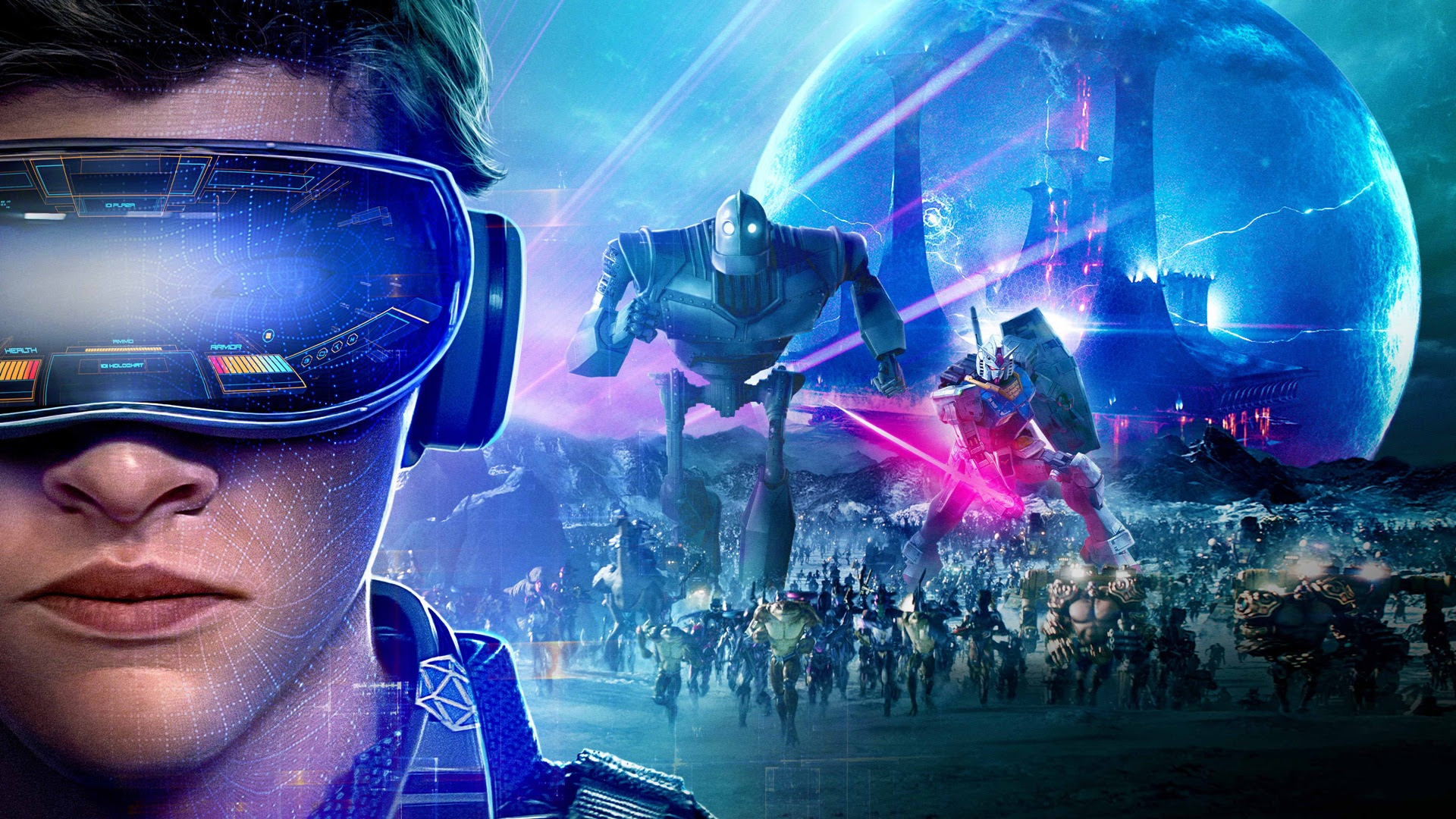 Ready Player One Movie Review 2018 Gamers Assemble