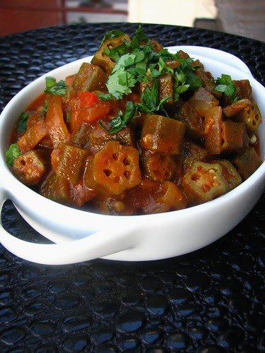 Okra Curry I