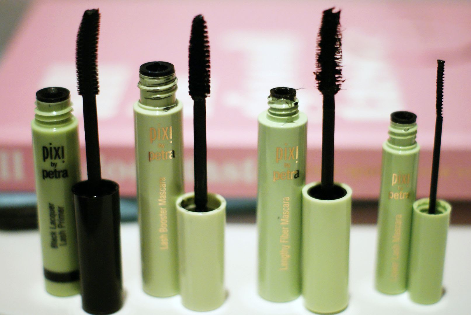 Pixi Mascara Review