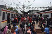 Ada Gangguan di Pesing, Layanan KRL Duri-Tangerang Berhenti Sementara