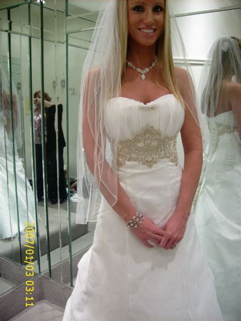 My dress with sweetheart neckline modification