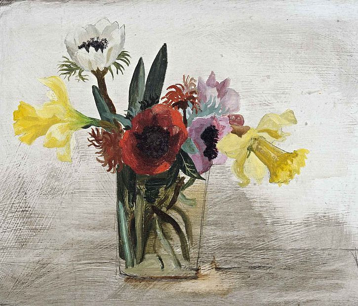 Christopher Wood, Flowers, 1930