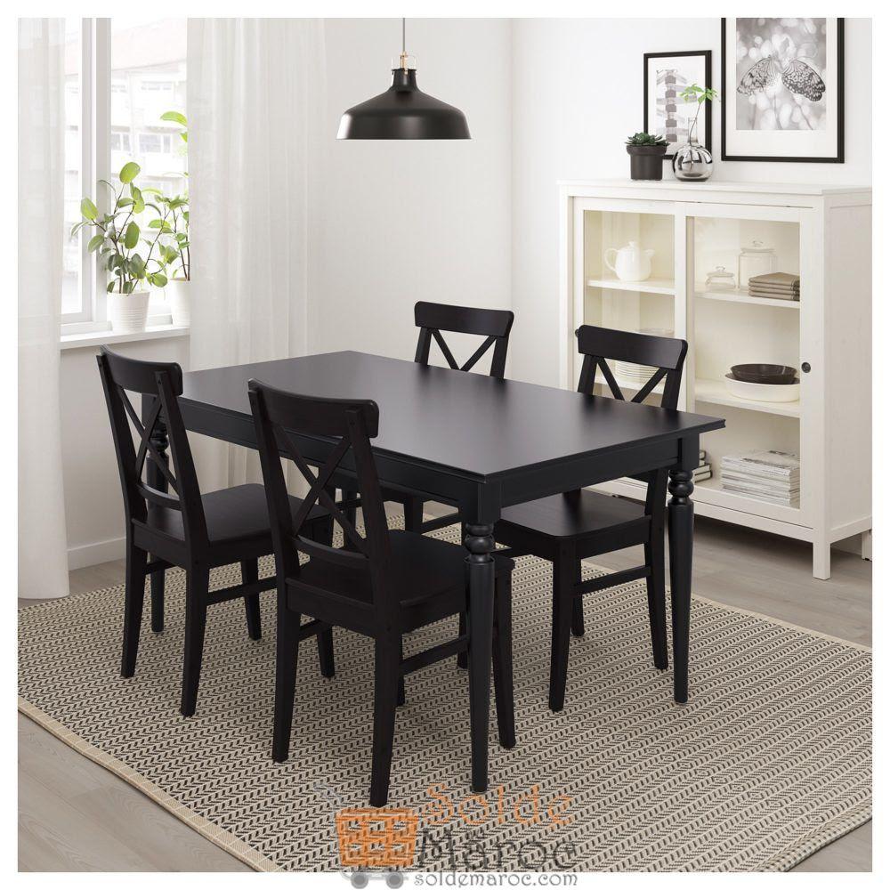Table Ovale Extensible Ikea