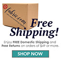 Free Shipping on orders $35+