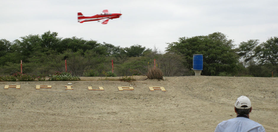 Piura rc flying field
