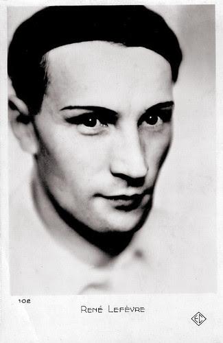 René Lefevre