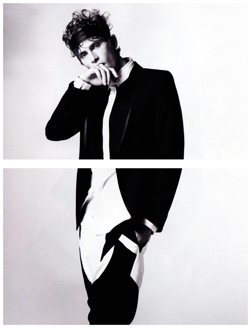 Mathias Lauridsen & Christian Brylle in i-D