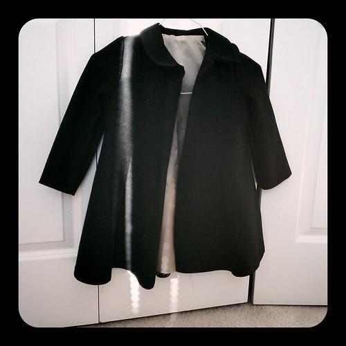 black wool coat for ana