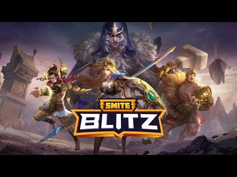 Free To Play Smite Blitz Review