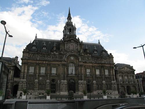 Roubaix Hotel de Ville