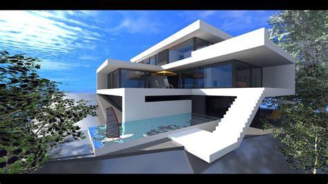 minecraft speed build epo modern house  youtube