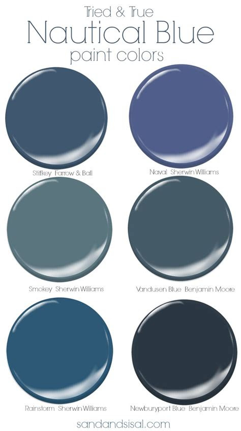 true nautical blue paint colors beautiful
