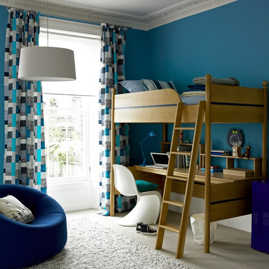Bold children's room | Boy's rooms | Design ideas | Image | Housetohome