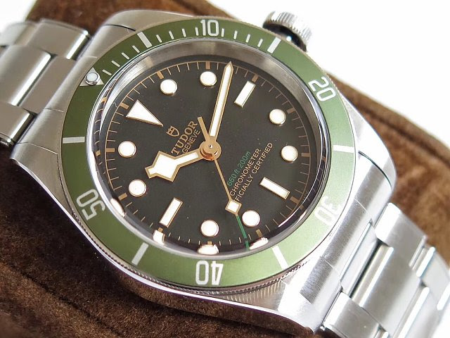 ZF Replica Tudor Black Bay Dial