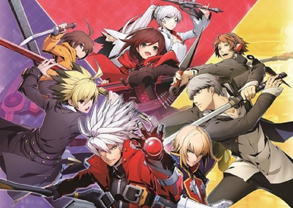 BlazBlue: Cross Tag Battle is bringing the fight to Europe June 22, PS4 open beta live now screenshot
