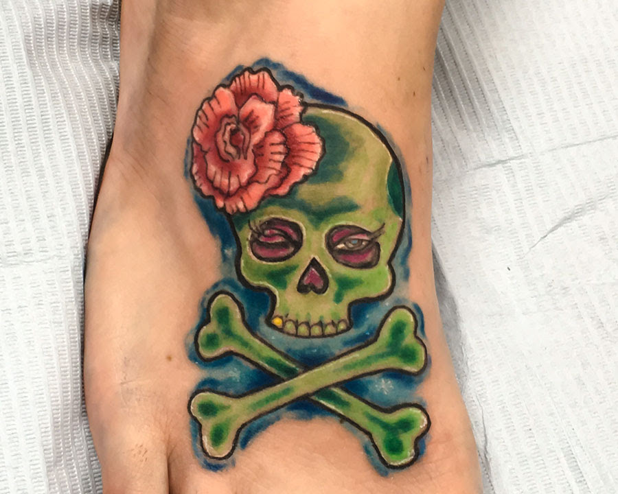 Colorful Art Tattoos St Petersburg Fl Artist Fufred