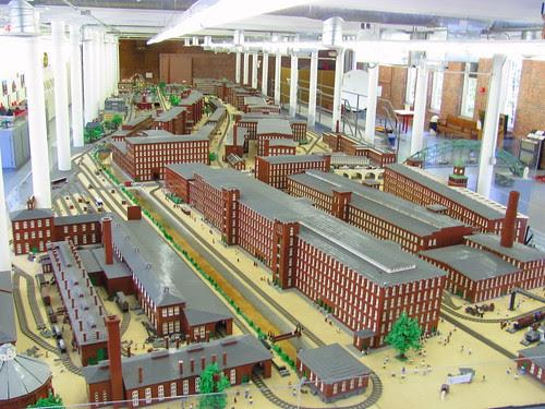 Lego® Millyard