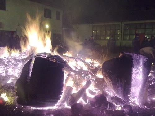Calore del gran falò by durishti