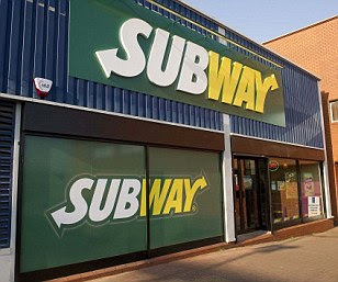 Nearly 200 Subway branches across the UK and Ireland have cut out ham and bacon, selling only halal meat, in response to demand from their multicultural customers
