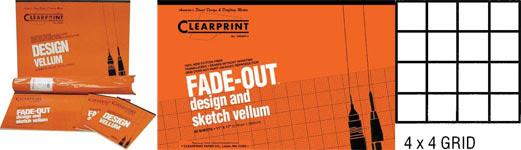 Clearprint 10004416 Series 1000hp 11 X 17 Vellum Design And