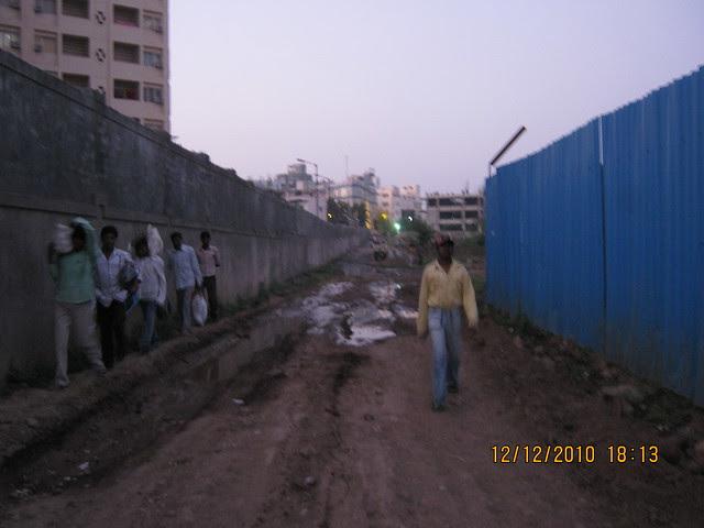 In the Back Lane of Rajiv Gandhi Infotech Park Hinjewadi - 5