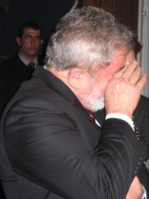 Luiz Inácio Lula da Silva  (Foto: Natasha Bin/ G1)