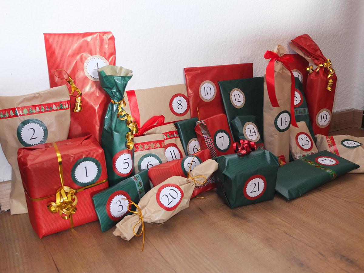 Idées Cadeaux Pour Un Calendrier De Lavent Enfant Les