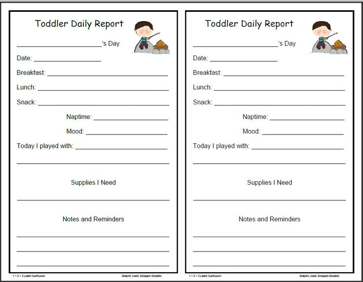 1000+ ideas about Preschool Daily Sheet on Pinterest | Individual ...